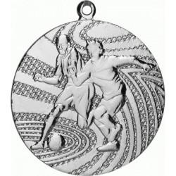 Medal stalowy srebrny MMC1340