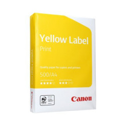 Papier ksero Canon Yellow Label A4 80 g