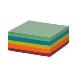Kostka klejona kolorowa 85x85x35