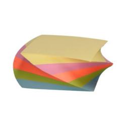Kostka kolorowa kręcona
