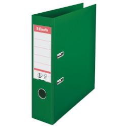 Segregator dźwigniowy zielony Esselte No.1 Power A4/75mm