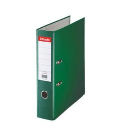 Segregator ekonomiczny zielony A4/75 mm Esselte