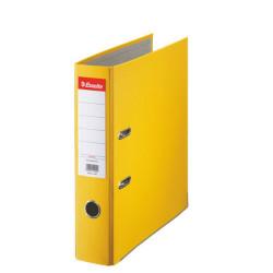Segregator ekonomiczny żółty A4/75 mm Esselte