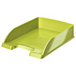 Półka na dokumenty Leitz WOW zielona