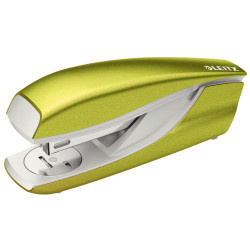 Zszywacz metaliczny zielony WOW Leitz 5502