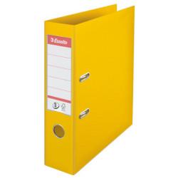 Segregator dźwigniowy Esselte No.1 Power Żółty A4/75mm