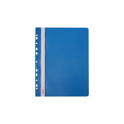 Skoroszyt twardy zawieszany niebieski (10 szt) Biurfol
