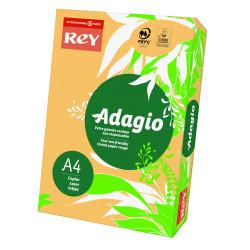 Papier ksero kolorowy Rey Adagio A4 80g/m2 Beżowy