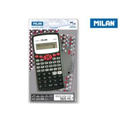 Kalkulator naukowy 240 funkcji MILAN czerwony na blistrze