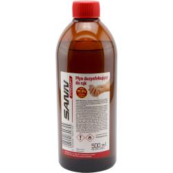 Płyn dezynfekujący do rąk Sann Profi 500ml