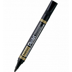 Marker permanentny PENTEL N850 czarny