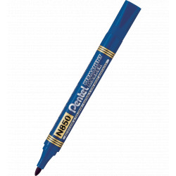 Marker permanentny PENTEL N850 niebieski