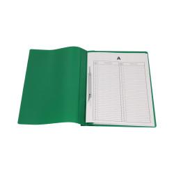 Skoroszyt do akt osobowych A4 Zielony