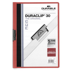 Skoroszyt zaciskowy Duraclip 30
