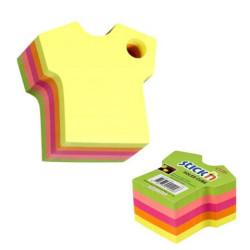 Notes T-Shirt 76x76 Neon 400kartek!