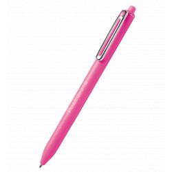 Długopis automatyczny PENTEL iZee BX467 RÓŻOWY