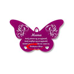 Dzień Mamy zawieszka motyl podziękowanie