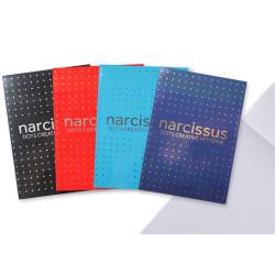 Blok notatnikowy klejony z góry A5 Narcissus.