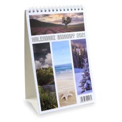 Kalendarz biurkowy rok 2021