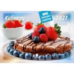 Kulinarny kalendarzy rodzinny 2021