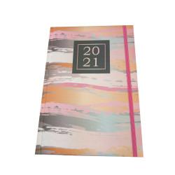 Kalendarz Książkowy Damski A5