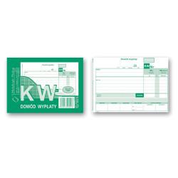 Dowód wypłaty KW
