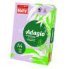 Papier ksero kolorowy Rey Adagio A4 80g/m2 LILA 28