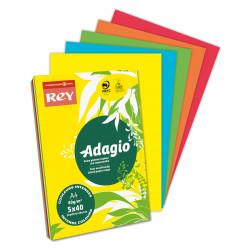 Papier ksero MIX KOLOR INTENSIV Adagio A4 80g/m2 5X40