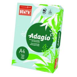 Papier ksero kolorowy Rey Adagio A4 80g/m2 Niebieski