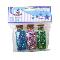 Confetti buteleczki Mroźny dzień