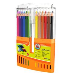 Kredki ołówkowe -plastikowe 12 szt