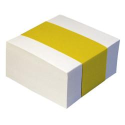 Kostka biurowa nieklejona biała wkład do kubika