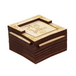 Pudełko/Puzderko na pierścionek, kolczyki, drobiazgi