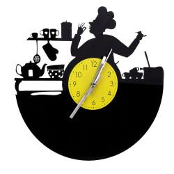 Zegar Ścienny Nowoczesny Plexi Kuchnia 30x30cm