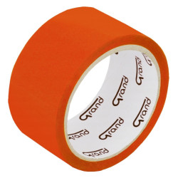 Taśma kolorowa 48×50 pomarańczowa GRAND