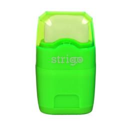 Temperówka STRIGO 2 grubości pojemnik gumka ES05
