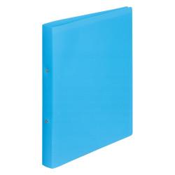 Segregator plastikowy A4 seria Trend 2-rin niebieski