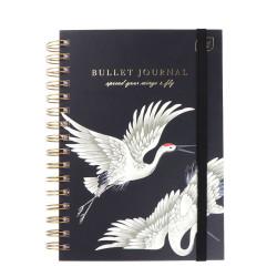 Kreatywny ORGANIZER NA SPIRALI BIRDS A5/284k