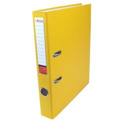 Segregator ekonomiczny żółty A4/50mm