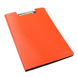 Deska z klipem i okładką 3962 czerwona