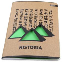 ZESZYT TEAMTYCZNY A5/58K HISTORIA SZTANCOWANY