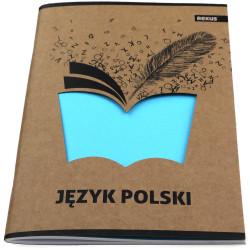 Zeszyt tematyczny język polski Beniamin