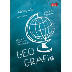 Zeszyt A5 60k kratka Geografia Unipap