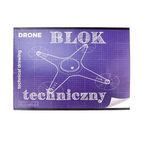 BLOK TECHNICZNY ECO A4 10K 400092074