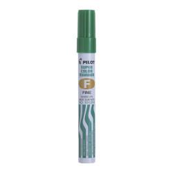 Marker permanentny zielony PILOT (SCA-F)