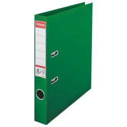 Segregator dźwigniowy zielony Esselte No.1 Power A4/50mm